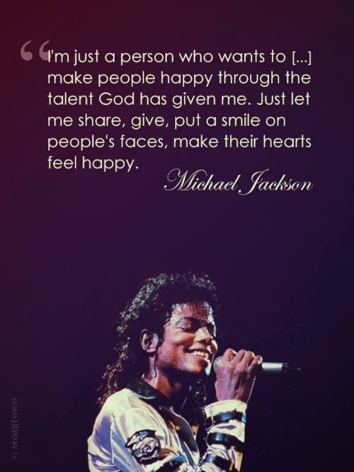 Happy B.Day Michael